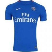 Nike Camisa de Treino PSG 17/18 Nike - Masculina - AZUL
