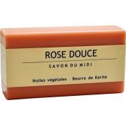 Savon du Midi Seife mit Karité-Butter - Rose Douce