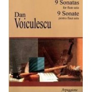 9 Sonate Pentru Flaut Solo - Dan Voiculescu