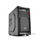Carcasă PC fără sursă de alimentare DeepCool Smarter mATX, negru