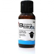 HTI Moustache and Beard Tea Tree Beard Oil
