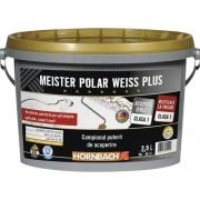 Vopsea lavabila Meister Polar Weiss Plus 2,5 l
