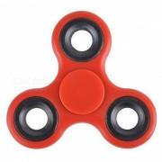 Mr.northjoe Tri-Spinner Fidget Juguetes PVC ED - Rojo