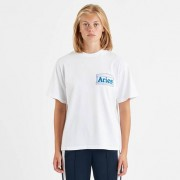 Aries graphic ss tee foursquares