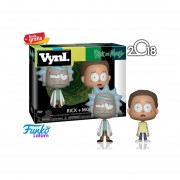 Set Rick & Morty Vynil Funko Pop Rick And Morty Netflix Caricatura