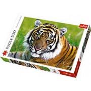 Puzzle Tigru, 500 piese