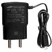 1 Amp Charger with USB Cable For Samsung Galaxy Mega Grand Prime S3 Neo On8 J7 Pro A8 A9 A5 A7 A3 S5 (black)