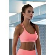 Sutien fitness Klara neon L