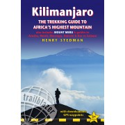 Wandelgids Kilimanjaro - A Trekking Guide to Africa's Highest Mountain | Trailblazer