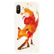 Odolné silikonové pouzdro iSaprio - Fast Fox - Xiaomi Mi A2 Lite