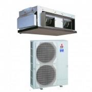 Duct Mitubishi Electric 65000 BTU inverter PEA-RP200GAQ + PUHZ-RP200YKA