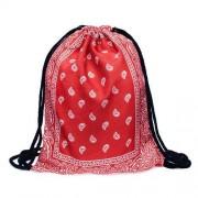 Plecaczek z nadrukiem - BANDANA