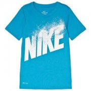 NIKE Blue Dry-FIT Training T-Shirt XL (13-15 years)