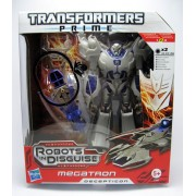 Transformers Prime Megatron - Robots In Disguise - Voyager Powerizer