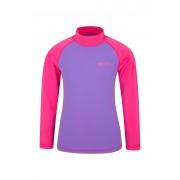 Mountain Warehouse Koszulka z filtrem UV - Pink