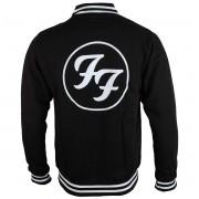 sweat-shirt sans capuche pour hommes Foo Fighters - Initials - PLASTIC HEAD - RTFFI088