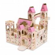 Mitnehmen in Melissa & Doug - Folding Princess Castle - Prinzessinnen SchloÌÙ ...