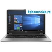 "Laptop HP 250 G6 (Procesor Intel® Core™ i7-7500U (4M Cache, up to 3.50 GHz), Kaby Lake, 15.6"" FHD, 8GB, 256GB SSD, Intel® HD Graphics 620, Wireless AC, Win10 Pro, Argintiu) + Multifunctional HP DeskJet 2130 All-in-One, inkjet, A4, 20 ppm"