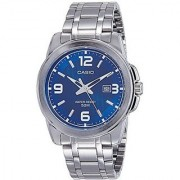 Casio Quartz Blue Round Men Watch MTP-1314D-2AVDF(A551)