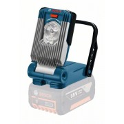 Лампа акумулаторна GLI VariLED, (без акумулатор и зарядно - SOLO), 14,4–18 V, 300 lx, 0,3 kg, 0601443400, BOSCH