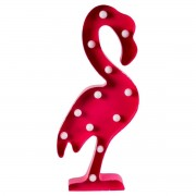 Sass & Belle Flamingo Led Lampa 50 CM