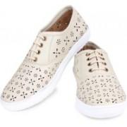 Shoetopia Casuals For Women(Beige)