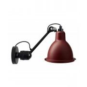 Lampe Gras 304 XL Outdoor Seaside Vägglampa Röd - Lampe Gras