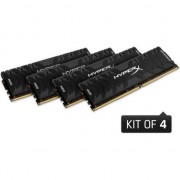 Memorie ram kingston Predator, DDR4, 32 GB,2400MHz, CL12 (HX424C12PB3K4/32)