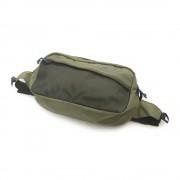 【セール実施中】【送料無料】WAIST BAG-M ウエストバッグ WES17F04-9201 DGRN