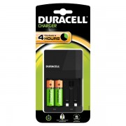 Caricabatterie Duracell - Piccolo - 4 ore - CEF14 - 137301 - Duracell