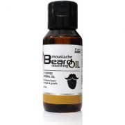 HTI Moustache and Beard Coffee Herbal Beard Oil