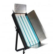 KINOFLO Panelowa lampa światła stałego 1100W 4x55W, model RDG-04