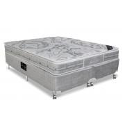 Colchão Castor de Molas Pocket Super luxo Látex SLX One Face - Colchão Casal - 1,28x1,88x0,30 - Sem Cama Box