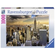 PUZZLE MARELE NEW YORK, 1000 PIESE - RAVENSBURGER (RVSPA19712)
