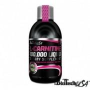 BioTech USA L-Carnitine 100.000 mg cseresznye koncentrátum - 500ml
