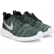 Nike ROSHE ONE PRINT Running Shoes For Men(Green)