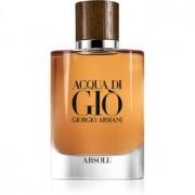 Armani Acqua di Giò Absolu eau de parfum para homens 75 ml