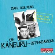 Hörbuch Hamburg Die Känguru-Offenbarung - Live und ungekürzt