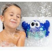 Rac muzical cu baloane de sapun