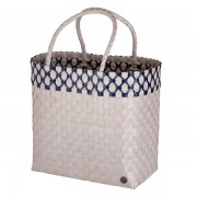 Handed By Shopper Sofia beige-navy
