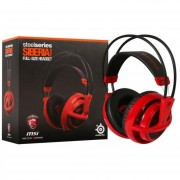 Auriculares Gamer Headset Msi Steelseries Siberia V2 3,5mm