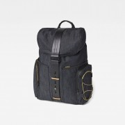 G-Star RAW Heren Vaan Dast Backpack Donkerblauw - one size