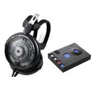 Pachete PROMO Casti si AMP - Audio-Technica - ATH-ADX5000 + Chord Hugo 2