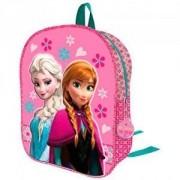 Ghiozdan 3D clasa 0/gradinita 32 cm Frozen Disney