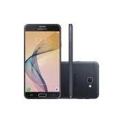 Smartphone Samsung Galaxy J7 Prime Dual Chip Android Tela 5.5 32GB 4G Câmera 13MP - Preto