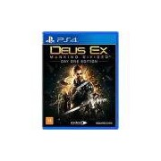 Game - Deus Ex: Mankind Divided - PS4