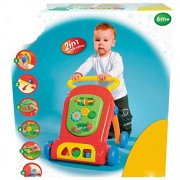 Grab Offers Toddler 2 in 1 Newborn Baby Walker With Learning Skills For The First Step Of Children.