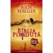 Biblia pierduta (editie de buzunar)/Igor Bergler