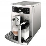 Espressor Philips Saeco Xelsis Evo HD8954/09, 15 Bar, 1.6 l, Carafa lapte 0.5 l, Argintiu