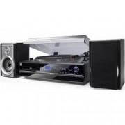 Dual USB gramofon Dual NR 100, černá